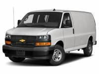 Used 2019 Chevrolet Express Cargo Van Work Van Van