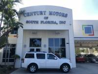 2005 Nissan Pathfinder LE, 1 Owner, v6, 3rd row seating, navigation, leather, BOSE