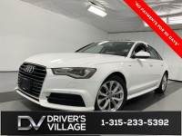 Used 2017 Audi A6 For Sale at Burdick Nissan | VIN: WAUG8AFC6HN130021