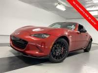 Used 2017 Mazda Mazda MX-5 Miata RF For Sale at Burdick Nissan   VIN: JM1NDAL73H0107404