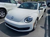 2013 Volkswagen Beetle 2.5L w/Technology/PZEV