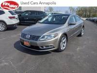 Certified Used 2015 Volkswagen CC 3.6L V6 Executive in Gaithersburg