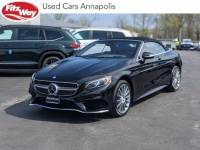Used 2017 Mercedes-Benz S-Class S 550 in Gaithersburg