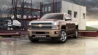 Pre-Owned 2015 Chevrolet Silverado 2500HD Built After Aug 14 Crew Cab Standard Box 4-Wheel Drive High Country