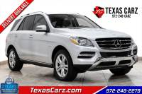2012 Mercedes-Benz ML 350 for sale in Carrollton TX