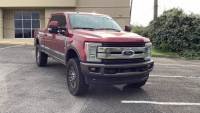 Used 2017 Ford Super Duty F-250 SRW King Ranch Pickup