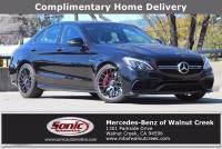 2018 Mercedes-Benz AMG C 63 AMG C 63 S in Walnut Creek