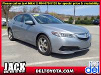 Used 2015 Acura TLX For Sale in Thorndale, PA | Near West Chester, Malvern, Coatesville, & Downingtown, PA | VIN: 19UUB1F34FA005886