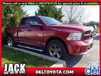 Used 2014 Ram 1500 Express For Sale in Thorndale, PA | Near West Chester, Malvern, Coatesville, & Downingtown, PA | VIN: 1C6RR7FT0ES196659