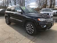 Used 2018 Jeep Grand Cherokee Overland TOTOWA NJ M8395I