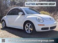 Pre-Owned 2008 Volkswagen New Beetle Coupe W3