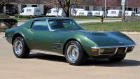 1971 Chevrolet Corvette #s Matching 454 Big Block Loaded with options
