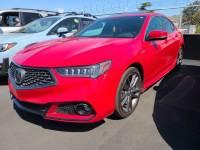 2018 Acura TLX 3.5L Tech & A-Spec Pkgs Sedan XSE serving Oakland, CA