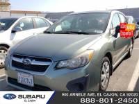 Used 2014 Subaru Impreza - S210474A | Subaru of El Cajon