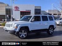 Used 2016 Jeep Patriot High Altitude Edition SUV