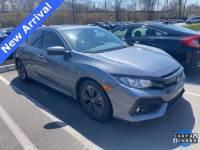 2018 Honda Civic Hatchback EX CVT Hatchback