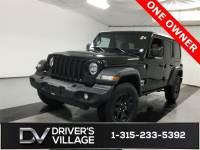 Used 2018 Jeep Wrangler For Sale at Burdick Nissan | VIN: 1C4HJXDG1JW188039