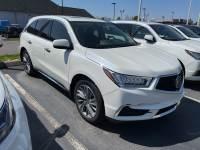 Used 2018 Acura MDX For Sale at Harper Maserati | VIN: 5J8YD4H55JL006425