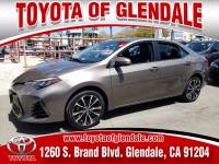 Used 2018 Toyota Corolla for Sale at Dealer Near Me Los Angeles Burbank Glendale CA Toyota of Glendale | VIN: 5YFBURHE4JP798009