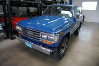 1988 Toyota FJ62 4WD Land Cruiser with 63K original miles