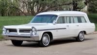 1963 Pontiac Bonneville Hearse and Ambulance