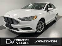 Used 2017 Ford Fusion For Sale at Burdick Nissan | VIN: 3FA6P0H7XHR210274