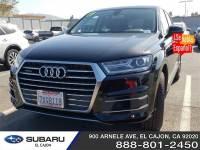 Used 2017 Audi Q7 - P510428 | Subaru of El Cajon