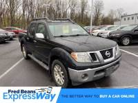 Used 2009 Nissan Frontier LE For Sale in Doylestown PA | 1N6AD07W99C417418