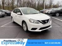 Certified Used 2018 Nissan Sentra SV For Sale in Doylestown PA | 3N1AB7AP0JY295534