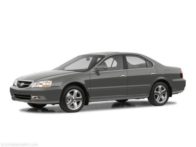 Photo 2003 Acura TL Jacksonville, FL at Duval Acura  Stock 3A009147