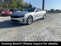 Used 2019 Chevrolet Camaro For Sale at Harper Maserati | VIN: 1G1FB3DS7K0112341