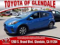 Used 2018 Toyota Prius C for Sale at Dealer Near Me Los Angeles Burbank Glendale CA Toyota of Glendale | VIN: JTDKDTB35J1618643