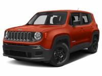 Used 2018 Jeep Renegade Latitude SUV