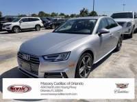 Pre-Owned 2018 Audi A4 2.0 TFSI Premium Plus S Tronic quattro AWD VINWAUENAF4XJA110327 Stock NumberBJA110327