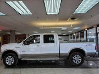 2006 Ford F-250 DIESEL-KING RANCH -Lariat 4dr Crew Cab-4X4 for sale in Cincinnati OH