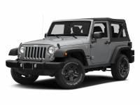 2018 Jeep Wrangler JK Sport S - Jeep dealer in Amarillo TX – Used Jeep dealership serving Dumas Lubbock Plainview Pampa TX