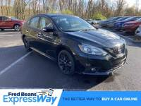 Certified Used 2018 Nissan Sentra SR For Sale in Doylestown PA | 3N1AB7APXJY237589