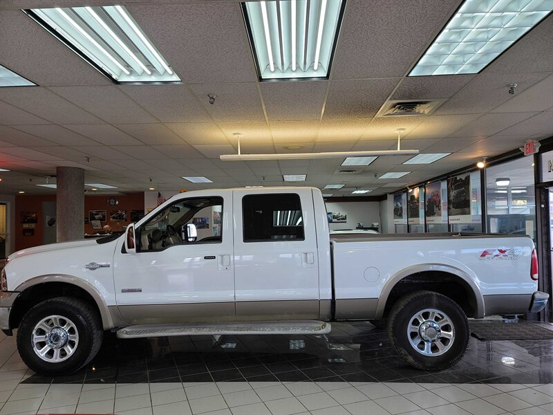 Photo 2006 Ford F-250 DIESEL-KING RANCH -Lariat 4dr Crew Cab-4X4 for sale in Cincinnati OH