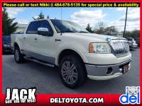 Used 2008 Lincoln Mark LT For Sale in Thorndale, PA | Near West Chester, Malvern, Coatesville, & Downingtown, PA | VIN: 5LTPW185X8FJ02043