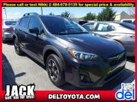Used 2018 Subaru Crosstrek Premium For Sale in Thorndale, PA | Near West Chester, Malvern, Coatesville, & Downingtown, PA | VIN: JF2GTADC7JH324681