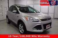Used 2013 Ford Escape For Sale at Duncan Hyundai | VIN: 1FMCU9G91DUD08038