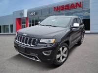 Pre-Owned 2015 Jeep Grand Cherokee Overland SUV
