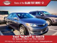 Used 2014 Toyota Camry 4dr Sdn I4 Auto SE Sport (Natl) *Ltd Avail*