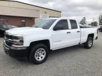 2017 Chevrolet Silverado 1500 Double Cab Pickup Work Truck