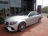 Certified Pre-Owned 2018 Mercedes-Benz E 63 S AMG 4MATIC in Arlington, VA