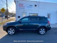 2010 Toyota RAV4 Sport I4 4WD 4-Speed Automatic