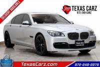2014 BMW 750Li for sale in Carrollton TX