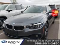 Used 2018 BMW 4 Series - P510401 | Subaru of El Cajon