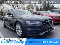 Used 2014 Audi A4 For Sale at Fred Beans Volkswagen of Devon | VIN: WAUHFAFL0EA040408