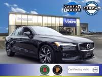 Certified Used 2020 Volvo S60 T6 R-Design in Black Stone For Sale in Somerville NJ | SP0303